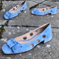 Täisnahast stiilsed kevad kingad!